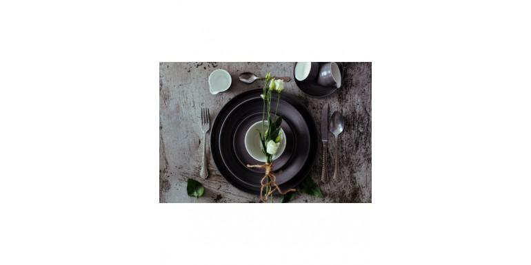 Porcelana Ariane Artisan – modne nakrycie stołu