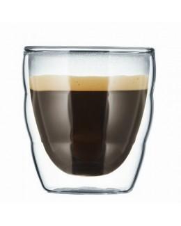 Zestaw 2 szklanek 80 ml Pilatus - BODUM