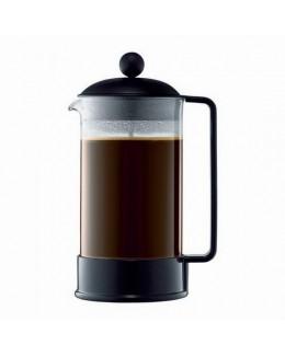 Zaparzacz do kawy 8 filiżanek czarny Brazil - BODUM