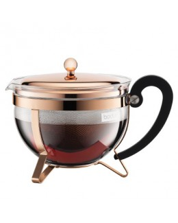 Zaparzacz tłokowy do herbaty 1300 ml miedziany - BODUM