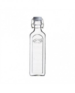 Butelka 600 ml New Clip Top Bolttles - KILNER