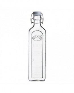 Butelka 1000 ml New Clip Top Bolttles - KILNER