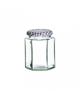 Słoik heksagonalny 280 ml Twist Top Jars - KILNER