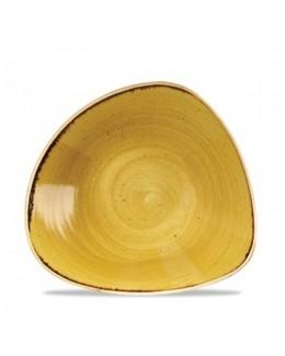 Talerz do makaronu 0,468 l - CHURCHILL Stonecast Mustard Seed