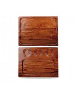 Deska drewniana 320 x 240 mm - CHURCHILL