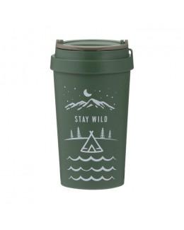 TYP - Kubek podróżny 0,38 l Stay Wild, Pure