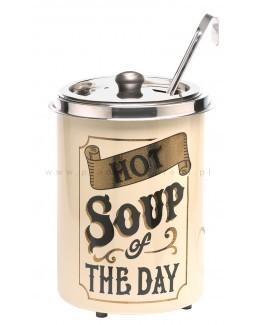 Kociołek na zupę 11 l DUALIT