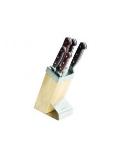 Komplet noży kutych Titanium 6-elementowy