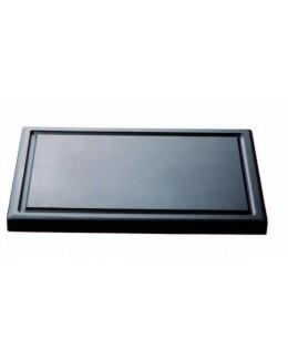 Deska barmańska 50x30 cm czarna