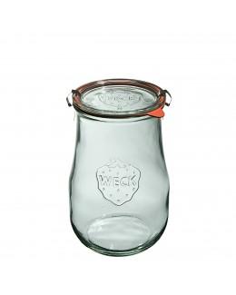 Słoik Tulpe 1750 ml (4 szt), pok, usz, zap x2
