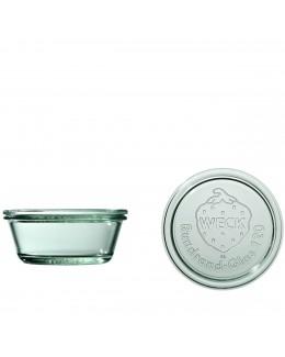 Słoik Glas 300 ml z pokrywą - op. 6 szt