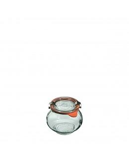 Słoik Schmuck 220 ml (12 szt), pok, usz, zap x2 - WECK