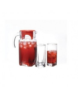 7 Elementowy komplet do napojów LUNA