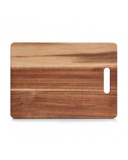 Deska z drewna akacjowego 35 x 25 cm Zeller