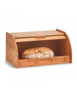 Tradycyjny chlebak z drewna bambusowego 40 x 26 cm Zeller