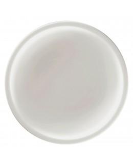 STONE Talerz płaski 16 cm biały