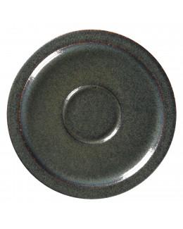 STONE Spodek do espresso 13 cm wulkaniczny