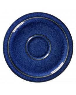 STONE Spodek do espresso 13 cm kobaltowy