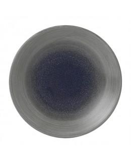 Talerz głęboki coupe 255 mm - Stonecast Aqueous Grey