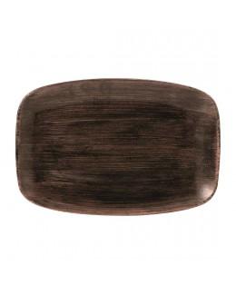 Półmisek 300 x 199 mm - Stonecast Patina Iron Black
