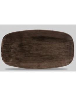 Półmisek 355 x 189 mm - Stonecast Patina Iron Black