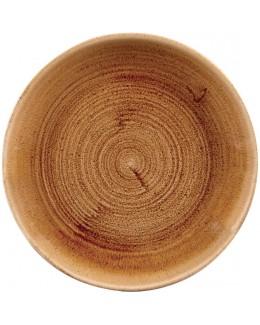 Talerz płaski 165 mm - Stonecast Patina Vintage Copper