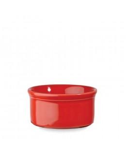 Okrągłe naczynie do zapiekania 0,5 l czerwone - CHURCHILL Cookware