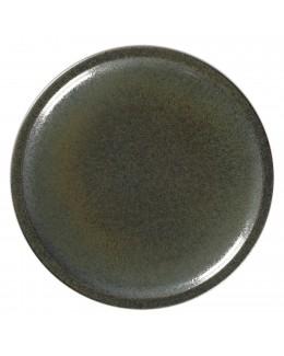Talerz obiadowy coupe 24 cm - RAK STONE PORCELAIN