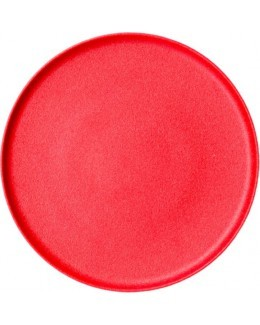 Talerz płaski Coupe 280 mm czerwony - ARIANE Dazzle Red
