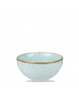Miska 470 ml niebieska - CHURCHILL Stonecast Duck Egg Blue