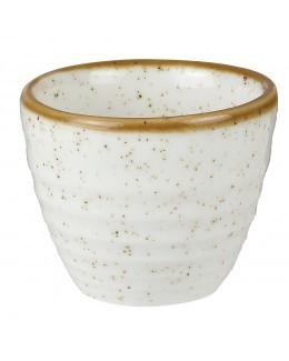 Naczynie na dip 0,057 l białe - CHURCHILL Stonecast Barley White
