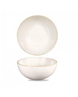 Miska 1,1 l biała - CHURCHILL Stonecast Barley White