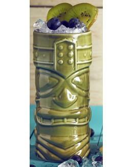 Kubek Tiki Mug Zielony 400 ml - GenWare