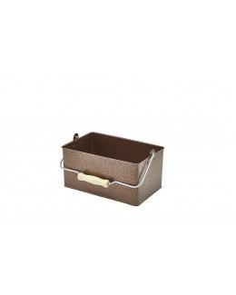 Przybornik barowy miedź 24,5 x 15,5 cm GenWare