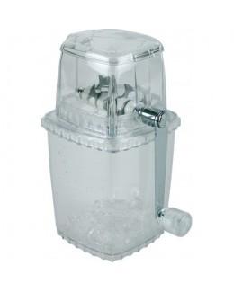 Ręczna kruszarka do lodu - plastikowa
