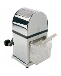 Ręczna kruszarka do lodu, metalowa