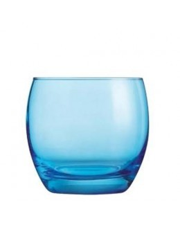 Szklanka niska 320 ml niebieska ARCOROC Salto