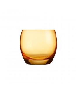 Szklanka niska 320 ml pomarańczowa ARCOROC Salto