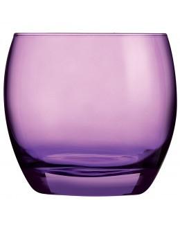 Szklanka niska 320 ml fioletowa ARCOROC Salto