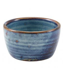 Ramekin - Terra Porcelain Aqua Blue GenWare