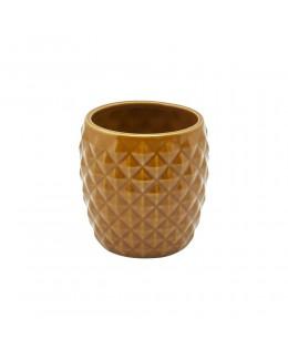 Kubek Tiki Mug brązowy ananas 400 ml - GenWare