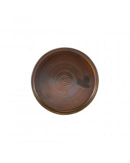 Talerz prezentacyjny 210 mm Terra Porcelain Rustic Cooper GenWare