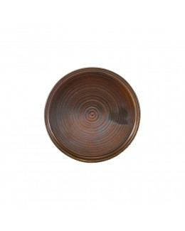 Talerz prezentacyjny 180 mm Terra Porcelain Rustic Cooper GenWare