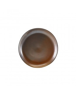 Talerz coupe 240 mm Terra Porcelain Rustic Cooper GenWare