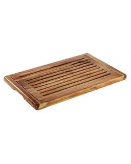 Deska do krojenia chleba 475 x 320 mm - APS Akazia