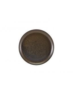 Talerz coupe 240 mm Black Terra Porcelain GenWare