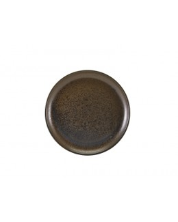 Talerz coupe 190 mm Black Terra Porcelain GenWare