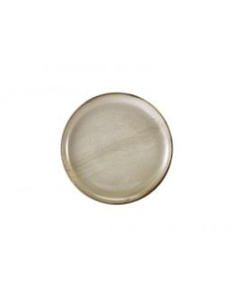 Talerz coupe 240 mm Grey Terra Porcelain GenWare