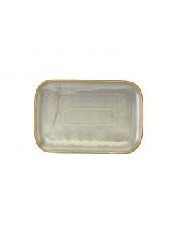 Półmisek 24 x 16.5 cm - Grey Terra Porcelain Genware