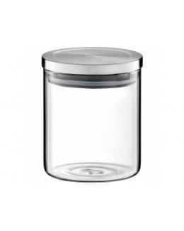 Słoik AMBITION Roxy z metalową pokrywką 720 ml
